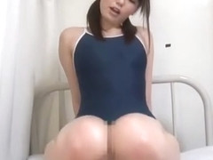 Exotic Japanese slut Chisato Ayukawa in Horny Cunnilingus, Fingering JAV video