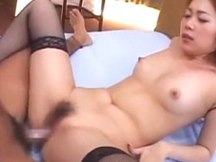 Best Japanese slut Asami Ogawa in Exotic Facial, Masturbation JAV clip