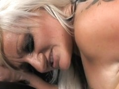 Next Door Mommies: Tattooed MILF takes it in the ass