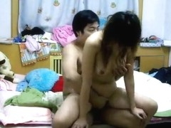 Chinese couple sex in home 2014091702