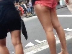 Bare Candid Legs - BCL#039