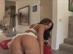 Hottest pornstar Mya Nichole in crazy big tits, threesome xxx movie