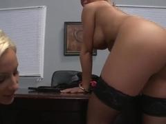 Mature hot lesbian whores enjoy hard fat cocks!
