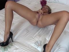 Hottest pornstar Ella Milano in Exotic Big Ass, Dildos/Toys sex clip