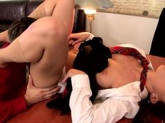 Amazing pornstars Choky Ice, Denise Sky in Hottest Foot Fetish, Cumshots adult video
