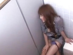 Fabulous Japanese slut Akiho Yoshizawa in Amazing Dildos/Toys, Masturbation/Onanii JAV video
