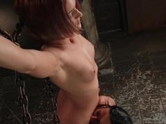 Best fetish xxx movie with amazing pornstars Sandra Romain and Sara Faye from Fuckingmachines