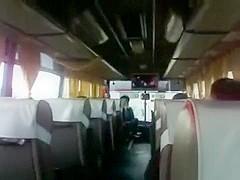sino gusto sumabay sakin sa bus? :)