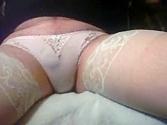 Sissy panty joi & cei