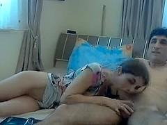 Bulgarian lovers huge anal creampie