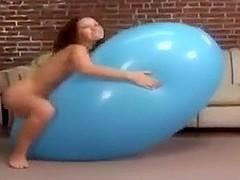 Fetish Palooza: Blue Balloon