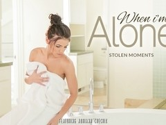 Adriana Chechik in When I am Alone Video