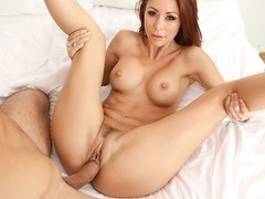 Monique Alexander in Big Night In - PureMature Video