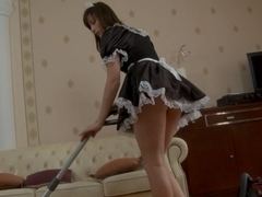 Hardcore anal porn with a maid scene 2