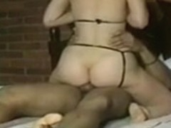 Engulfing, Fucking and Creampie a MonsterCock