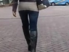 boots over jeans