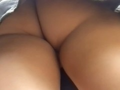 Girls in the room get on candid upskirts video