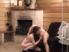 girl having sex with older dude