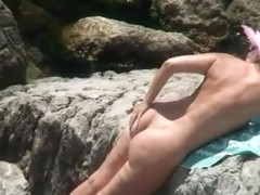 Sex on the Beach. Voyeur Video 210