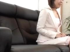 Titless Jap hottie banged in spy cam Japanese hardcore movie