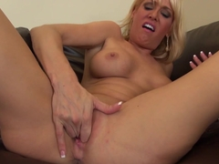 Amazing pornstars Micki Lynn, Mikki Lynn in Incredible Blonde, Solo Girl adult movie
