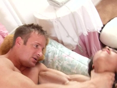 Amazing pornstar in Horny Japanese, Swallow sex video