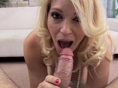 Amazing pornstars Johnny Fender, Charlee Chase, Nikki Hunter in Incredible Blowjob, POV adult movie