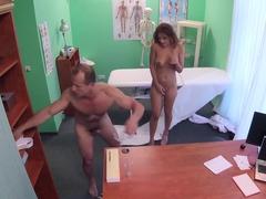 Incredible pornstar Nicole Vice in Horny Medical, Voyeur porn video