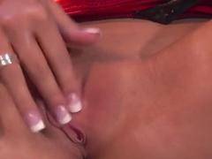 Crazy pornstars Tiffany Sweet and Carmel Moore in exotic lingerie, big tits xxx video