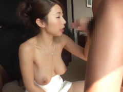 Horny Japanese slut Ayumi Shinoda in Hottest big tits, blowjob JAV video