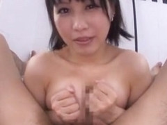 Amazing Japanese whore Yuuna Hoshisaki in Crazy Big Tits JAV movie