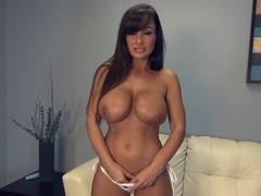 Fabulous pornstar Lisa Ann in Incredible Dildos/Toys, MILF xxx scene