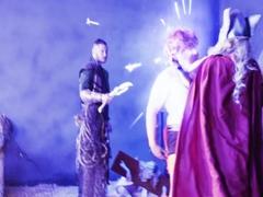Phoenix Marie In Whor Godess of Thunder XXX Parody Part 1