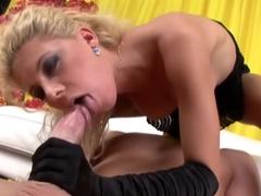 Hottest pornstar in incredible blonde, dildos/toys xxx scene
