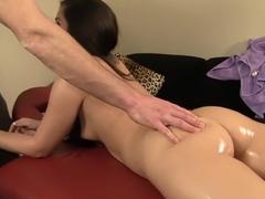Hottest pornstar Lola Foxx in incredible cunnilingus, blowjob adult movie