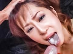 Best Japanese slut in Crazy JAV uncensored Cumshots video