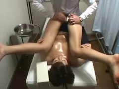 Sexy Massage  for Teenage Swimer