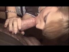 Sandie Caine and Betty pov oral sex
