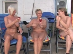 Lesbo aged and grannies