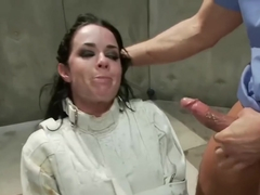 Veronica Avluv Gangbanged In An Asylum (720p)
