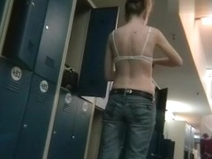 Hidden Camera Video. Dressing Room N 349