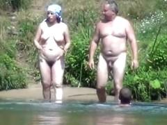 Sex on the Beach. Voyeur Video 104