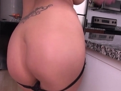Best pornstar Eva Angelina in Amazing Tattoos, Brunette xxx clip