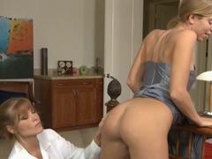 Exotic pornstars Darla Crane, Chastity Lynn in Horny Lesbian, Big Tits adult scene