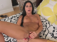 Exotic pornstar Nikki Daniels in Best Brunette, MILF xxx scene