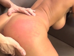 Incredible pornstars Scott Lyons, Maggie Green, Vyxen Steel in Horny Asian, Big Ass sex clip