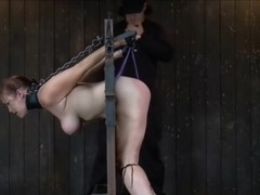 redhead in bondage 1