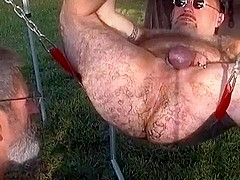 outdoor ffisting ffun w/ squrl404