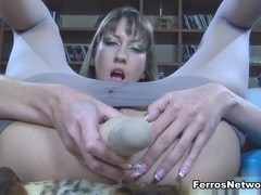 EPantyhoseLand Video: Florence A