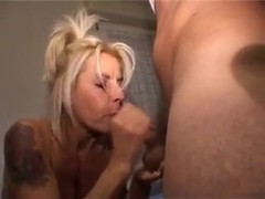 Short Hair Foxy Gilf vs Long Hair Blonde Milf